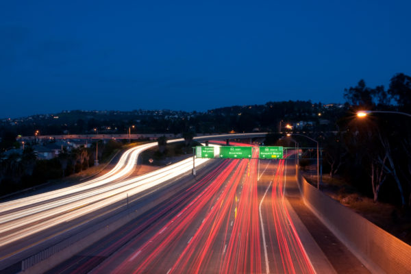 Picture of Eastbound 91 Freeway